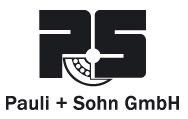 Pauli + Sohn Lieferant
